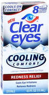 Clear Eyes Cooling Comfort  Redness Relief- 0.5 oz