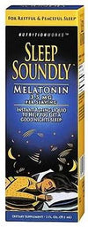 Nutritionworks Sleep Soundly Liquid 2 oz