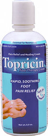 Topricin Foot Therapy Cream -- 8 oz