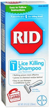 RID Lice Shampoo Maximum Strength 8 oz