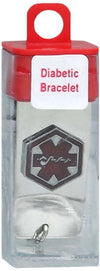 Apex Medical Emergency Bracelet Diabetic - 1 ea