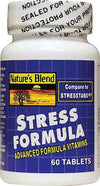 Nature's Blend Stress Formula - 60 Tabs