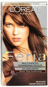 L'Oreal Feria -  45 French Roast (Deep Bronzed Brown)