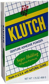 Klutch Denture Adhesive Powder Super Hold 1.75 oz
