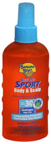 Banana Boat Sport Quick Dry Spray UVA/UVB SPF 30 - 6oz