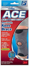 Ace Tekzone Open Patella Knee Brace - L/XL