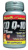 Mason Natural Co Q-10 75 mg - 30 Softgels