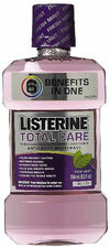 Listerine Total Care Anticavity Mouthwash Fresh Mint - 8.5 oz