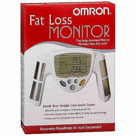 omron hbf 306c fat loss monitor 1 ea familyotc