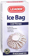 Leader Ice Bag 9 Inch - 1 ea