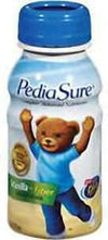 PediaSure Liquid w/ Fiber Vanila Institutionl Packging -24 x8oz botles