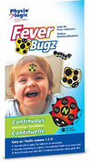 Physio Logic Fever-Bugz Stick-On Fever Indicator -8ct