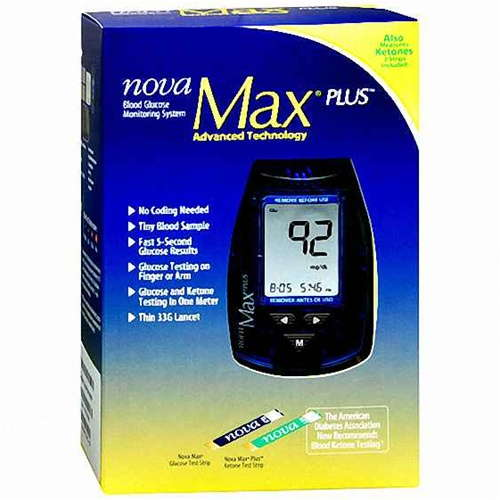 Precision Xtra Diabetes Management System Ketons And