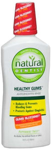 Natural Dentist Antigingvits Antiplaque Pepermint Sage Mouthwsh-16.9oz