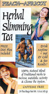 Slimming Tea Peach Apricot from 21st Century  - 24 Tea Bags
