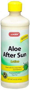 Leader Aloe After Sun Lotion - 16oz