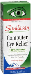 Similasan Computer Eye Relief Eye Drops 10 ml