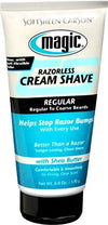 Magic Shave Razorless Cream - 6 oz