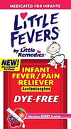 Little Fevers Children's Fever/Pain Reliever Acetaminophen Grape 4 oz