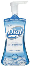 Dial Complete Foaming Hand Wash Spring Water 7.5 oz