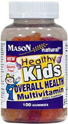 Mason Healthy Kids Multivitamin Assorted Flavors - 100 gummies