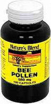 Nature's Blend Bee Pollen 580 Mg - 100 caps