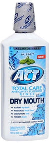 ACT Liquid Total Care Dry Mouth Mint 18 oz.