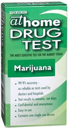at home DRUG TEST - Marijuana Test