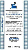 Rynex DM Liquid 5-2.5-1mg/5ml 16oz