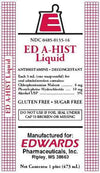 Ed-A-Hist DM Liquid Banana Flavor - 16 oz