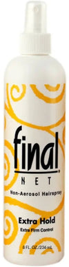 Final Net Extra Hold All Day Hold Hairspray - 8 oz