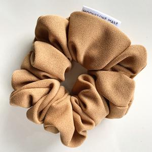 CAFE AU LAIT SCRUNCHIE