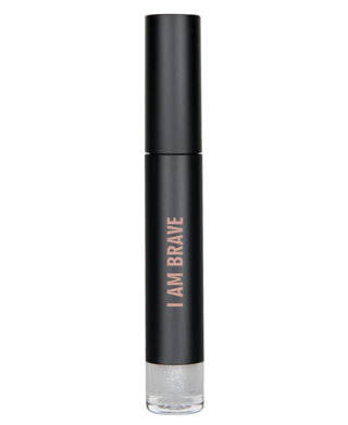 I AM BRAVE - SHIMMER SILVER LIP GLOSS
