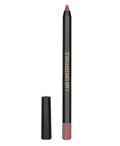 I AM UNSTOPPABLE- DEEP NUDE LIP LINER