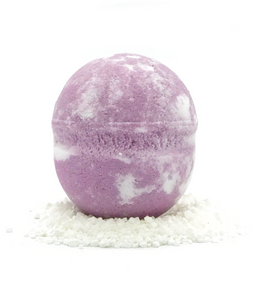 RELAXATION LAVENDER BATH BOMB