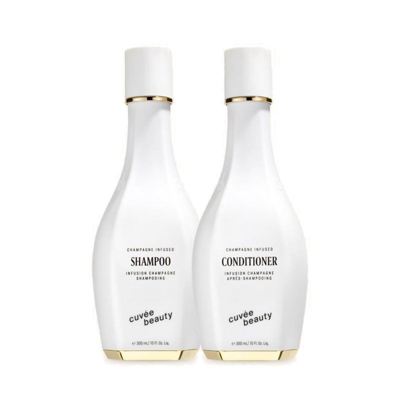 Cuvée Beauty Shampoo & Conditioner Bundle