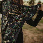 Once Upon a Time silk scarf - Alessandra Luciano