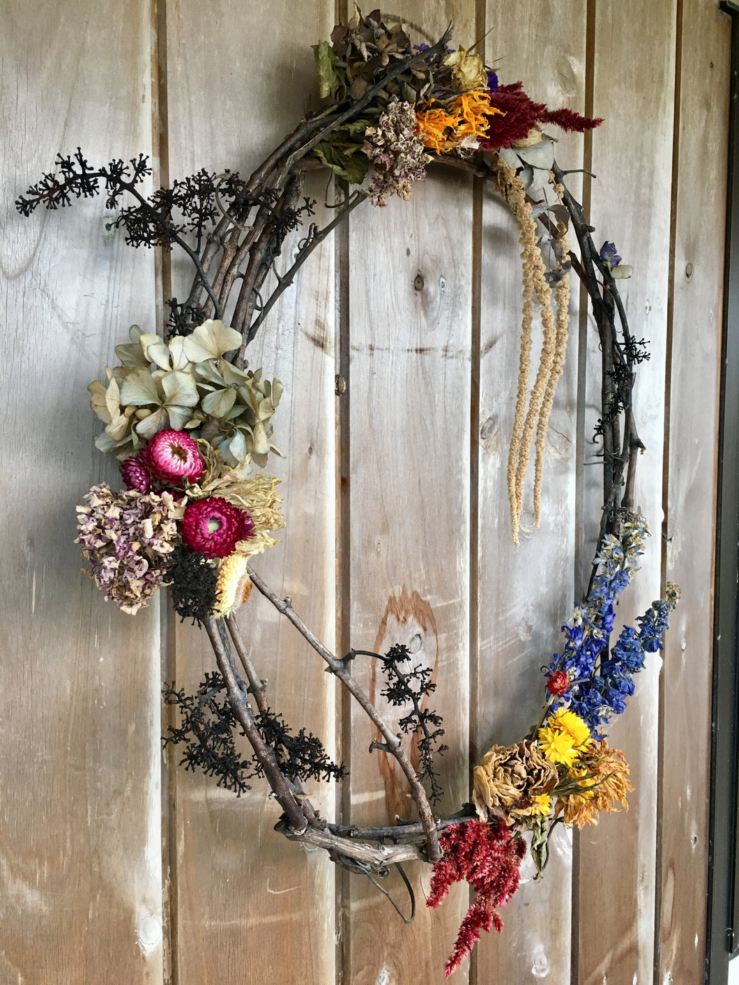 'Dreaming of Spring' Forever Wreath