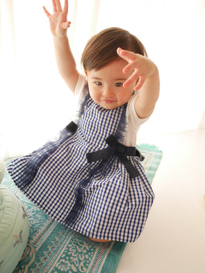 Baby Epron Dress