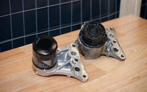Tech: Lexus CT200h Spin-On Oil Filter Conversion