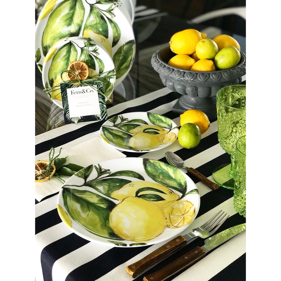Fern&Co 8'li Citrus Collection Tabak Seti