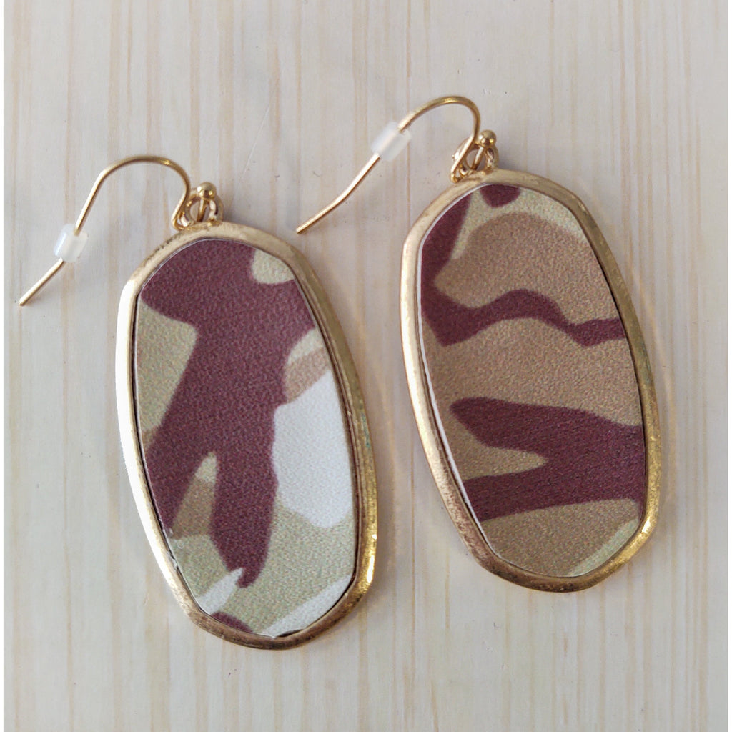 Tell Your Tale Drop Earrings
