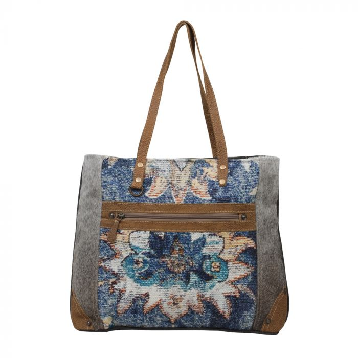 Life-Changing Step Myra Tote Bag