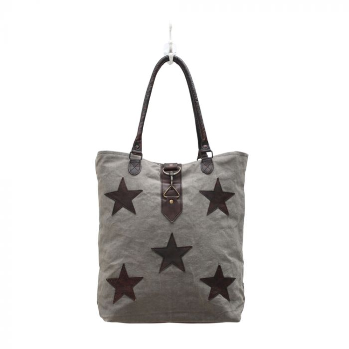 Stardom Myra Canvas Tote Bag