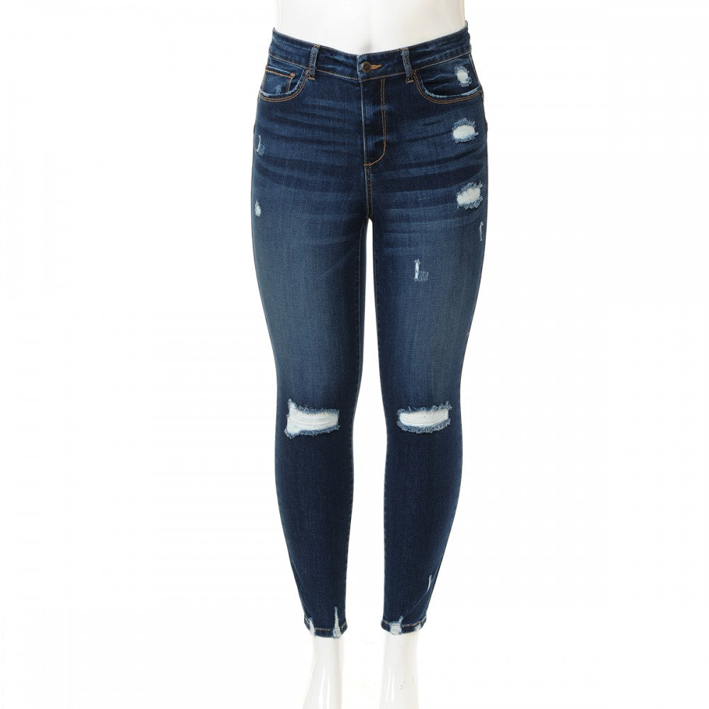 Reagan Distressed Jeans