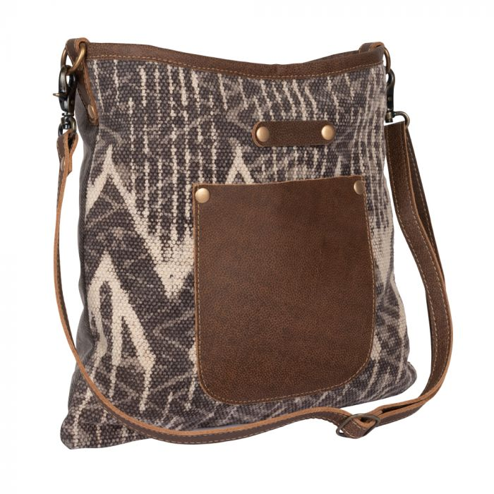 Sepia Splash Myra Shoulder Bag