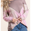 Pearl Thermal Waffle Knit Top