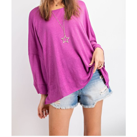 Tonya Wide Sleeve Top
