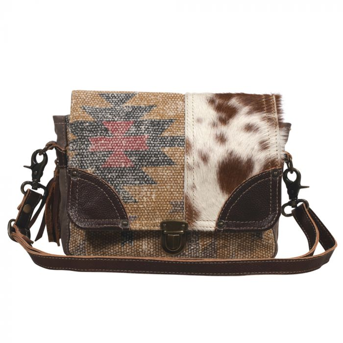 Whicky-Wacky Myra Messenger Bag