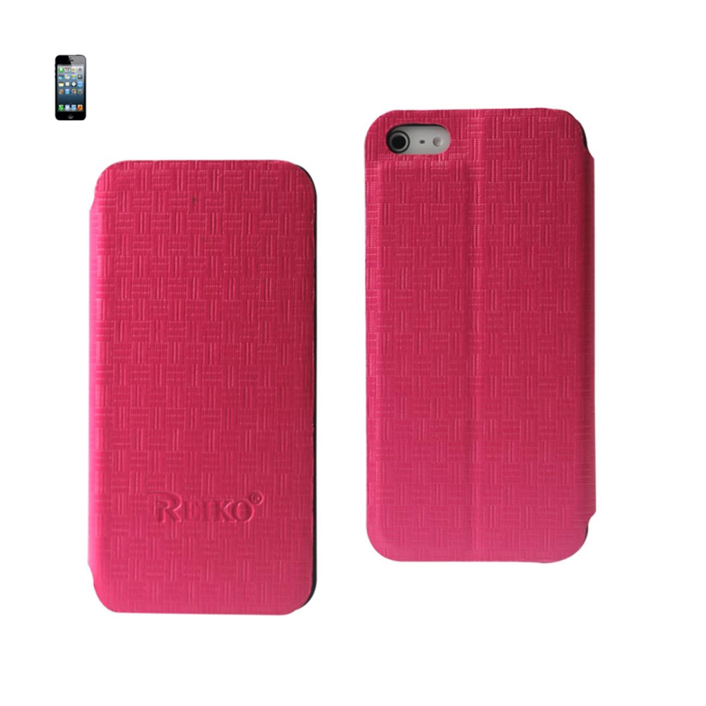 FITTING CASE IPHONE5 HOT PINK